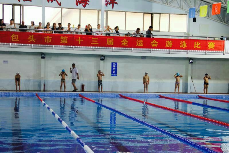 包头市少儿游泳培训基地